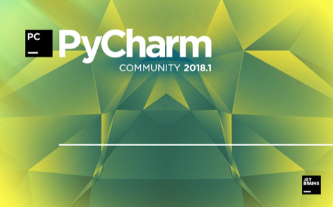pycharm loading